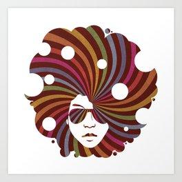 Soul Funky Art Print