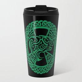 Celtic Nature Polar Bear Travel Mug