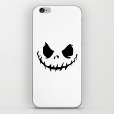 Evil Jack iPhone & iPod Skin