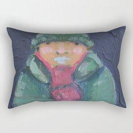 C-c-c-cold Rectangular Pillow