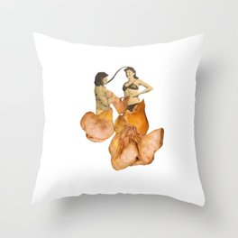 seep Throw Pillow