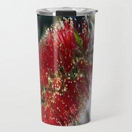 BOTTLE BRUSH (Callistemon) Travel Mug