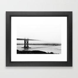 SAN FRANCISCO 1 Framed Art Print