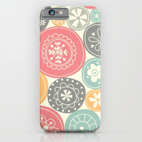 Candy Circles iPhone & iPod Case