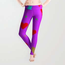 stylish modern art Leggings