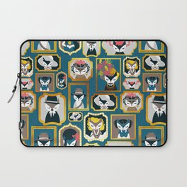 Cats wall of fame Laptop Sleeve