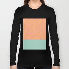 Peach Fuzz and Pit Long Sleeve T-shirt