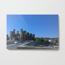 Conway (Conwy) Metal Print