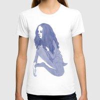sydney T-shirts featuring Sydney by Manda Lira