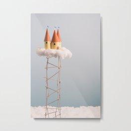 Bird Castle 2 Metal Print