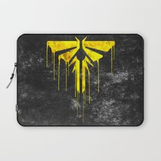 The Last Of Us Fireflies (Yellow) Laptop Sleeve