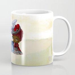 Bustle Era 1870-1900 Coffee Mug
