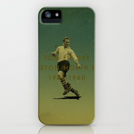Preston North End - Finney iPhone Case