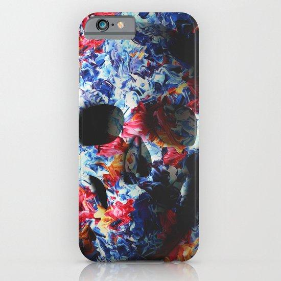 Skull (light version) iPhone & iPod Case