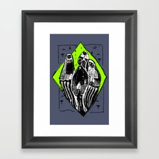+4+ Framed Art Print