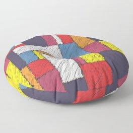The Mozaik Floor Pillow