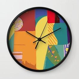 ventana Wall Clock