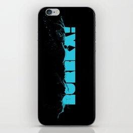 Eureka iPhone Skin
