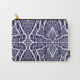 Paper-Cut Beauty Carry-All Pouch