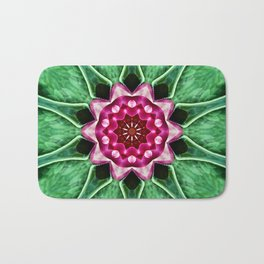 Water Lily Manipulation Bath Mat