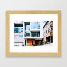 Manhattan Beach - Los Angeles, USA - #15 Framed Art Print