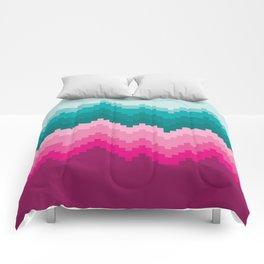 Colour Bleed Comforters