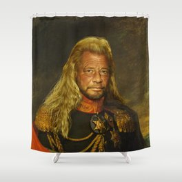 Duane 'Dog' Chapman - replaceface Shower Curtain