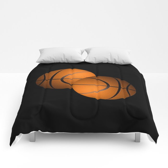 Basketball Sports Design Comforters