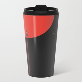 to new horizons Metal Travel Mug