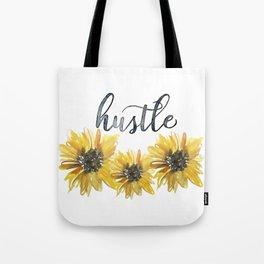 Sunflower Hustle Tote Bag
