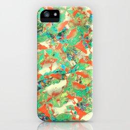 Digital Art Collage Fantasy Scene iPhone Case