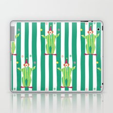 Clown (green) Laptop & iPad Skin
