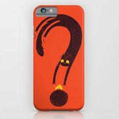 Curiosity Exploded the Cat iPhone 6s Slim Case