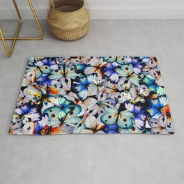 All of the Butterflies Rug
