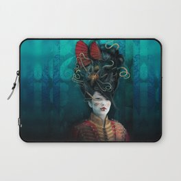 Queen of the Wild Frontier Laptop Sleeve