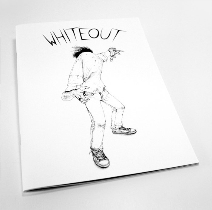 Whiteout zine Editions