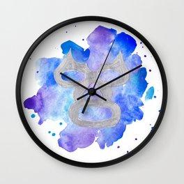 Mexico - Lucha Libre Mask Wall Clock