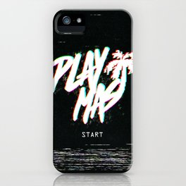 Play Mas iPhone Case