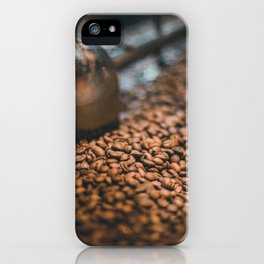 Roasted Coffee 4 iPhone Case