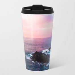 Sunset on the Bay of Biscay Travel Mug