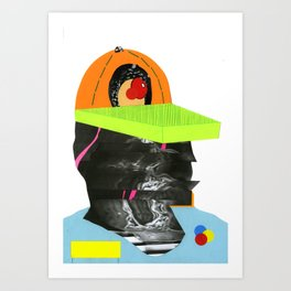 C7 Art Print