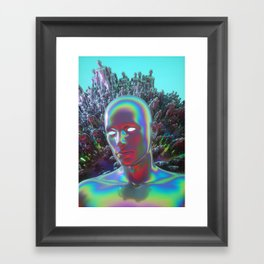 SPECTRUM// Framed Art Print