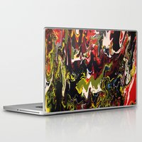 acid Laptop & iPad Skins featuring Acid by Jordan Luckow