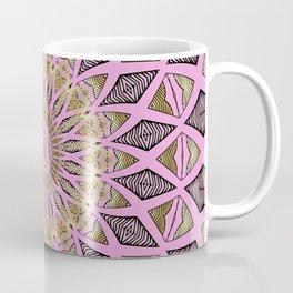 Sun King (pink) Coffee Mug