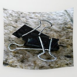 Varicose Attachments. Wall Tapestry