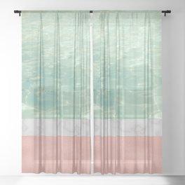 Dip II Sheer Curtain