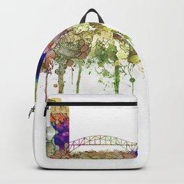Corpus, Christie, Texas SG - Faded Glory Backpack