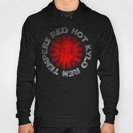 Red Hot Kylo Ren Tempers Hoody