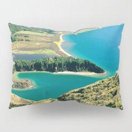 Lagoa do Fogo Pillow Sham