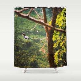 Little Quacker Shower Curtain